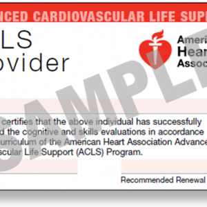 REPRINT my AHA card- BLS-CPR-AED (All AHA cards are now E ...