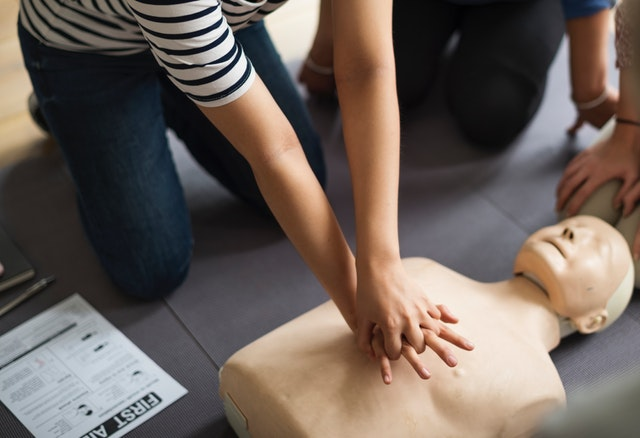 CPR By The Numbers: Take A Class, Save A Life