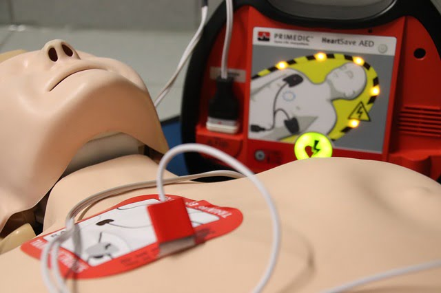 The Shocking Need for AED